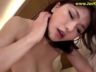Lewd Asian con artist exceedingly sizzling sex video