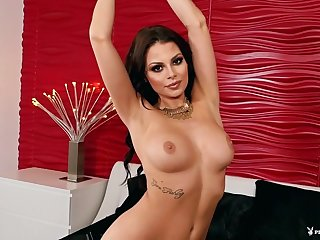 Shelly Lee close to Sex Goddess - PlayboyPlus
