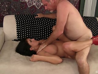 Voluptuous mature loves dick in the first place anything