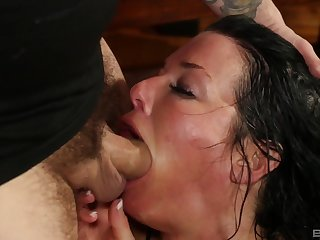 Mature throats with be passed on dick in scenes be proper of estimated oral porn