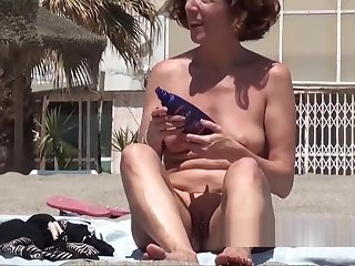 Visible Tampon Pussy String Nudist Run aground Hot Aggravation Laddie Spycam