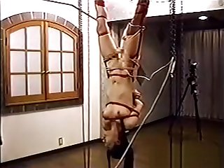 Tied Up Japanese Girl