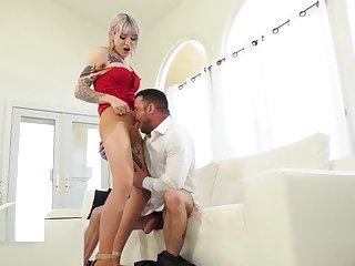 Hardcore anal barebacking
