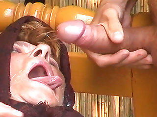 bbw 74 ripen superannuated mom banged