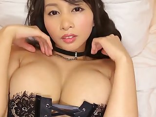 Rei Takanashi black Lingerie [ Softcore ]