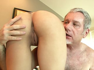 Old vs oung porn with cum in mouth be fitting of beloved Sadie Holmes