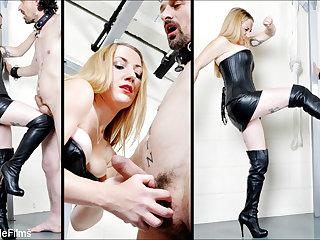 Nikki's Asinine For Busting - KINK