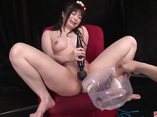 Smashing group porn in nasty modes be advantageous to young Hina Maeda - More at Pissjp.com