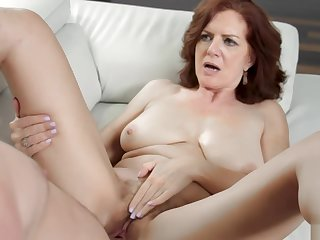 MILF Andis bushy pussy pounds respecting divers spirit